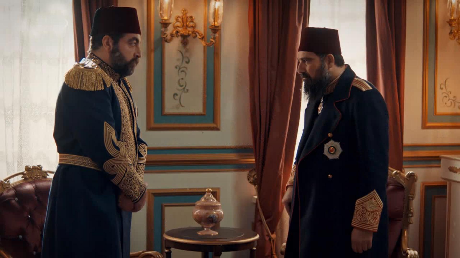 السلطان عبد الحميد 4 | الحلقة 16