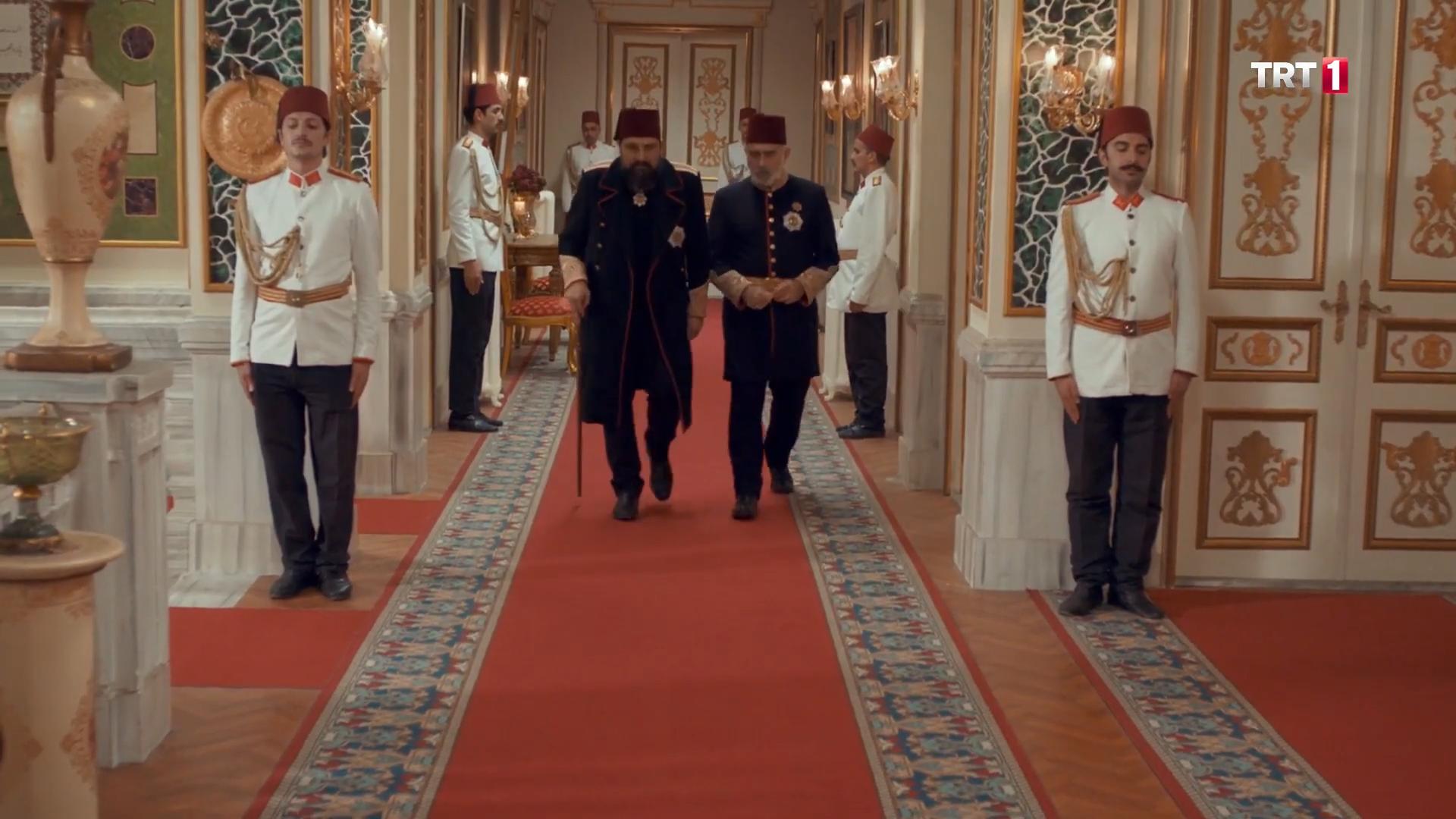السلطان عبد الحميد 5 | الحلقة 8